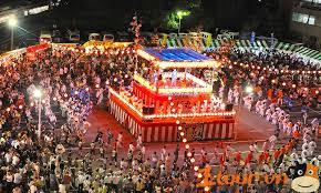 Các Lễ Hội Đậm Chất Văn Hóa Nhật Bản