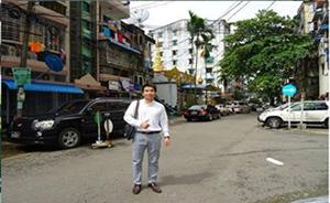 Chuyến công tác tại Myanmar !