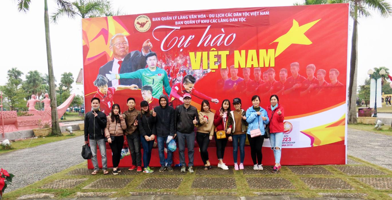 Dã ngoại 2018 của du học sinh YaNo