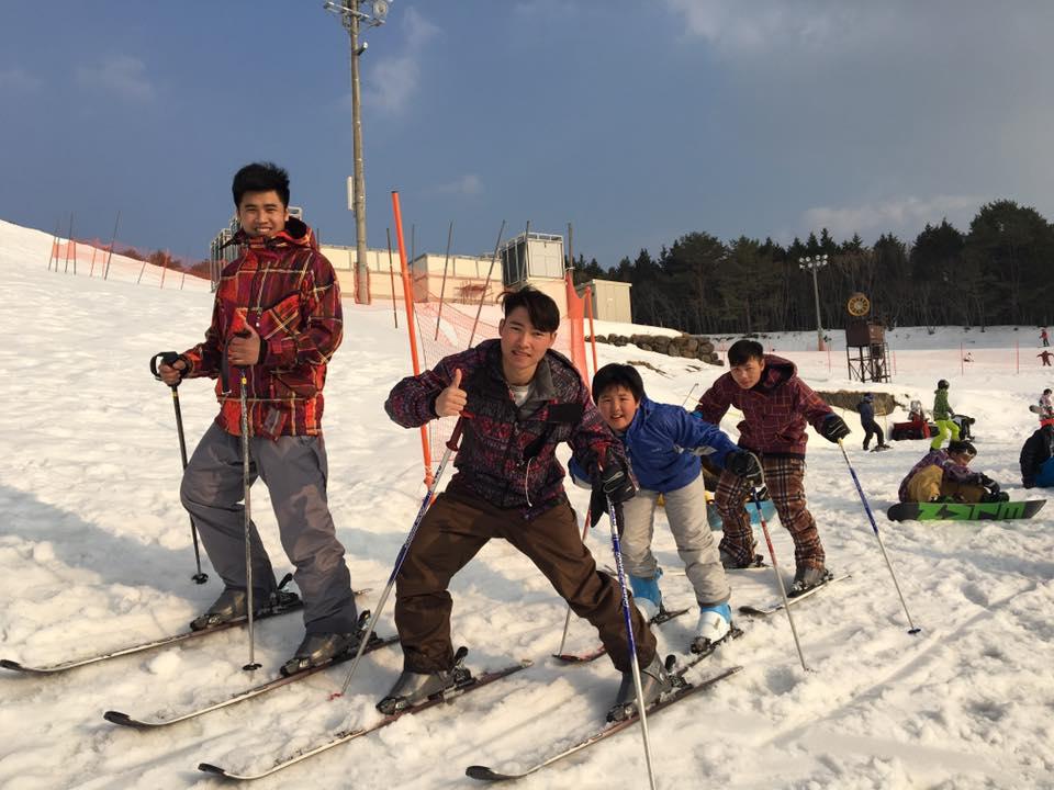 Dã ngoại trượt tuyết tại Nhật Bản 19/03/2017