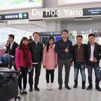Video 04/2016- Đón du học sinh tại sân bay quốc tế Chubu - Japan tháng 04 năm 2016