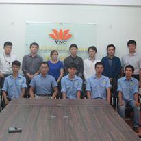 Hình ảnh buổi hỗ trợ tuyển thực tập sinh cho Tổng công ty Meisho Nhật Bản