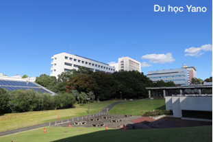 Hình ảnh ghé thăm trường đại học Chubu tại Nagoya -  Japan (29/10/2016)