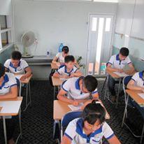 Hình ảnh phỏng vấn du học sinh với các trường Tiếng Nhật