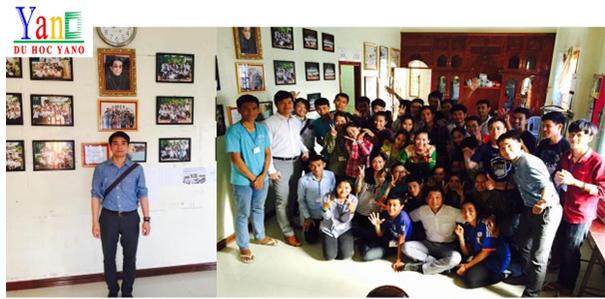 Hợp tác đào tạo tiếng Nhật tại Cambodia