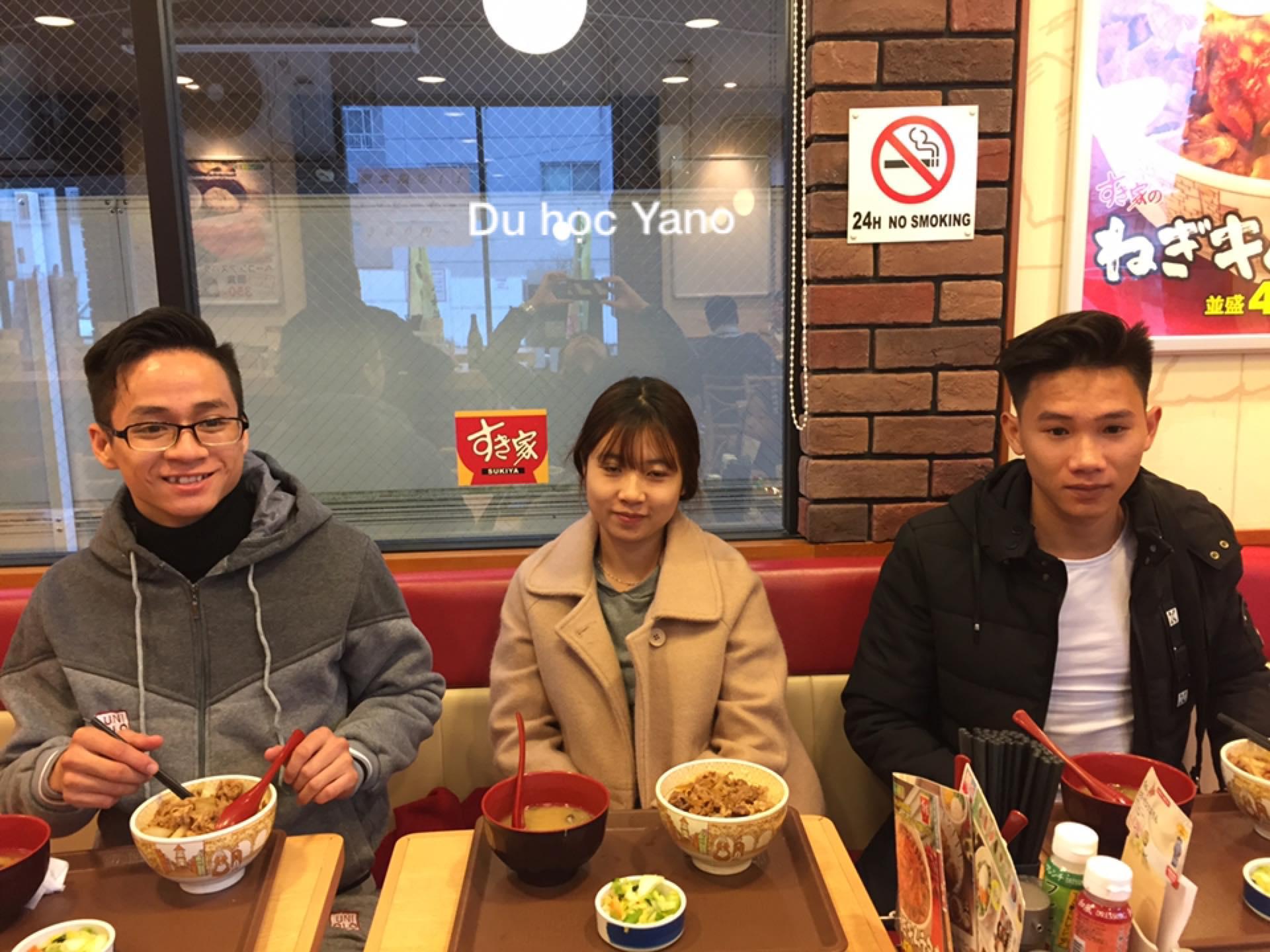 Mua sắm ngày đầu sang Nhật Bản,cùng DHS Yano   26/03/2017