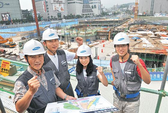 Tuyển dụng XKLĐ tại Nhật Bản - ngành xây dựng tháng 5