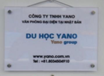 Yano có văn phòng đại diện tại Nhật Bản